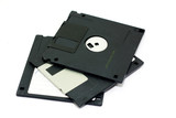 Black Diskettes
