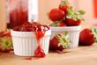 confettura di fragole - sette