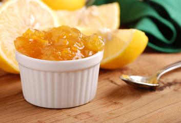 confettura di limone - uno