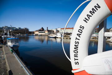 Harbor of Strömstad