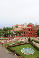 Jardin du Marquisat de la Quinta Roja à La Orotava