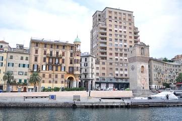 Savona: la Torretta