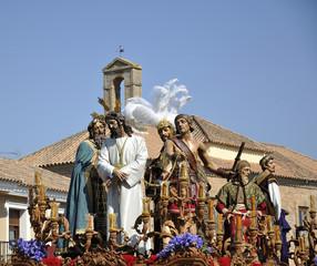 Hermandad cristo del amor, lunes santo Córdoba