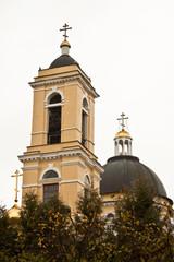 главная колокольня православного Собора Петра и Павла в Гомеле