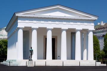 Theseus-Tempel in Wien; Österreich