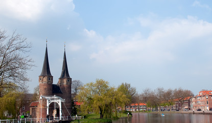 Fortified . Delft .