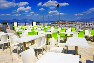 Кафе, Афины