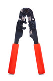 red crimp tool