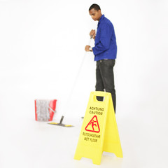 Vorsicht Rutschgefahr