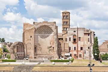 Foro Romano - Roma - Italia
