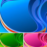 New ! Attractive Abstract Graphic Background