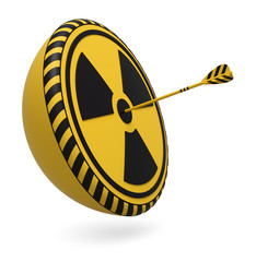 Radioactive Decontamination concept