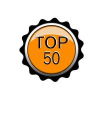 top 50 icon