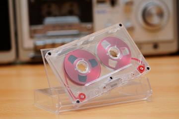 audio musik cassette radio recorder