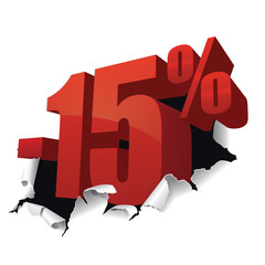 Promotions -15%