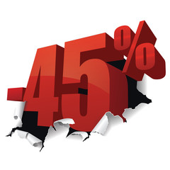 Promotions -45%