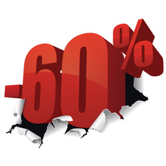 Promotions -60%