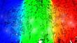 Rainbow HD 1080, Loopable. Alpha.