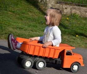 bébé a voiture