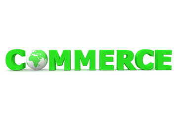 World Commerce Green
