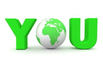 You World Green
