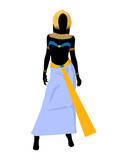 Cleopatra Illustration Silhouette