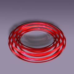 Spiralring