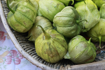 whole tomatillos