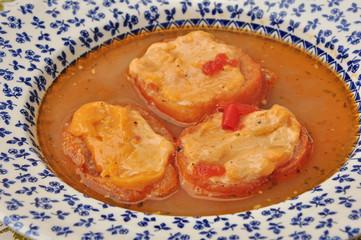 assiette de bouillabaisse