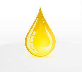 Öl Tropfen