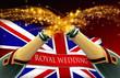 Royal Wedding Feuerwerk