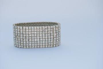 bracciale di diamanti