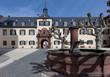 Bad Homburg Schloss Courtyard