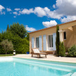 Villa avec sa piscine