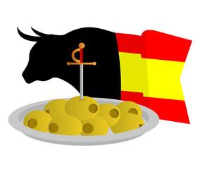 Tapa española
