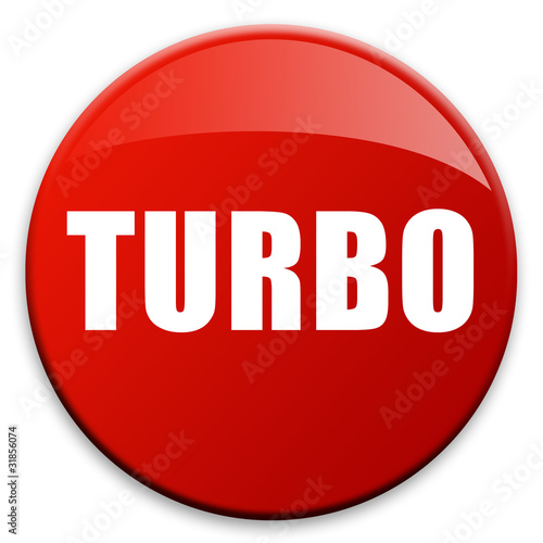 "Button ""TURBO"""