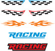Racing Decal Logo - 31857097