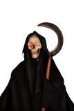 Death + scythe poster