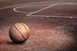 Streetballcourt