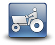 """3D Effect Icon """"Tractor"""""""