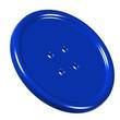Bottone blu - Blue button