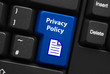 PRIVACY POLICY Key (disclaimers terms and conditions web button)