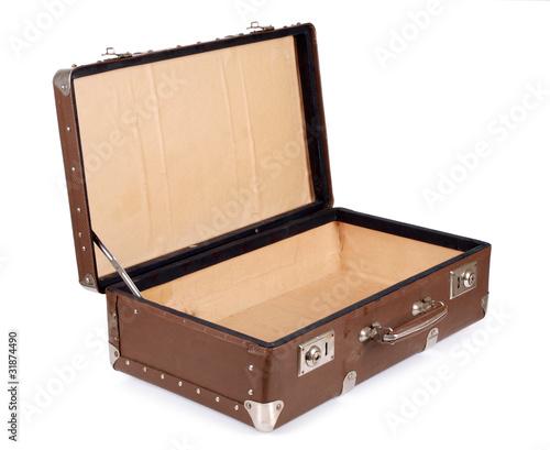 One suitcase - 31874490