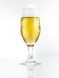 Bierglas mit Spiegelung 4