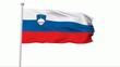 Fahne Slowenien