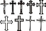 Fototapety krzyż - religia