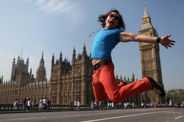 Jumping london