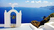 views from Oia town - Santorini
