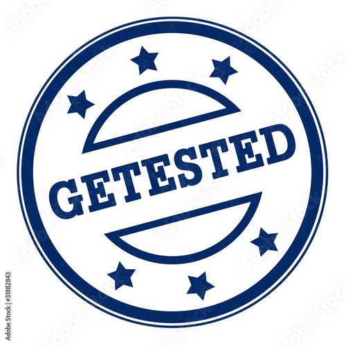 GETESTED stempel