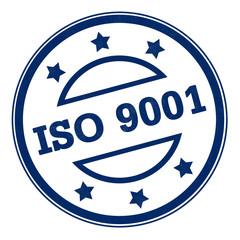 ISO 9001 stempel
